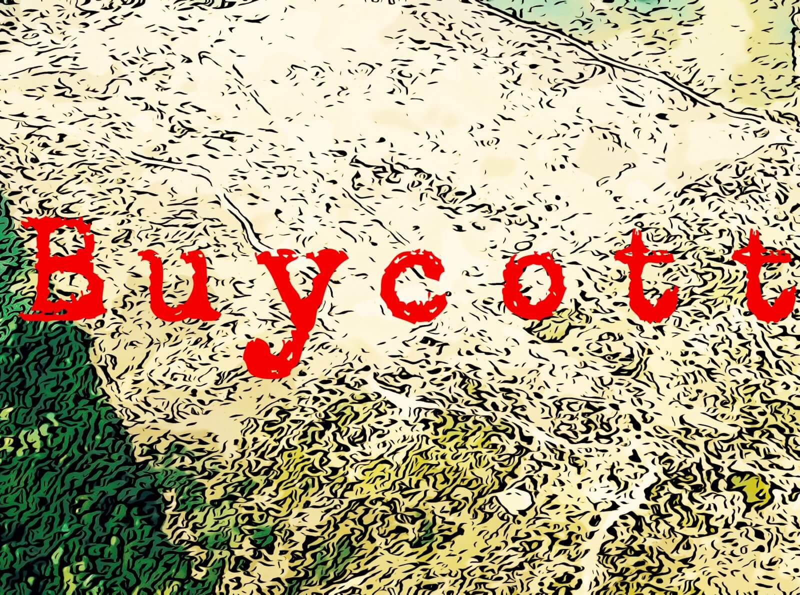 #Buycott! Soia Ogm olio di palma e carni americane