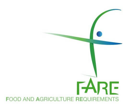 Food & Agriculture Requirements