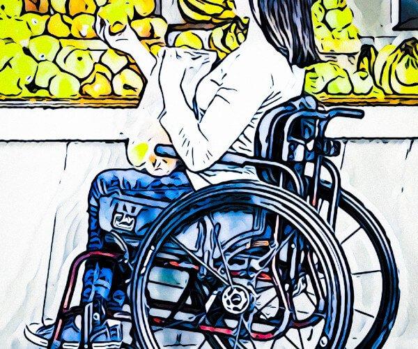 consegna gratuita della spesa ai disabili