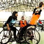 donne disabili per la pace